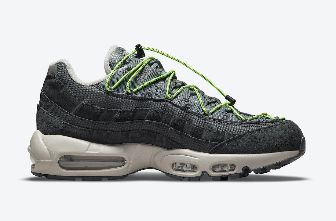 Nike Air Max 95 Green Volt DO6391-001 Release Date Info