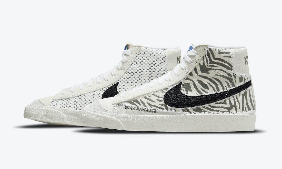 Nike Blazer Mid 77 Alter Reveal DO6402-100 Release Date Info