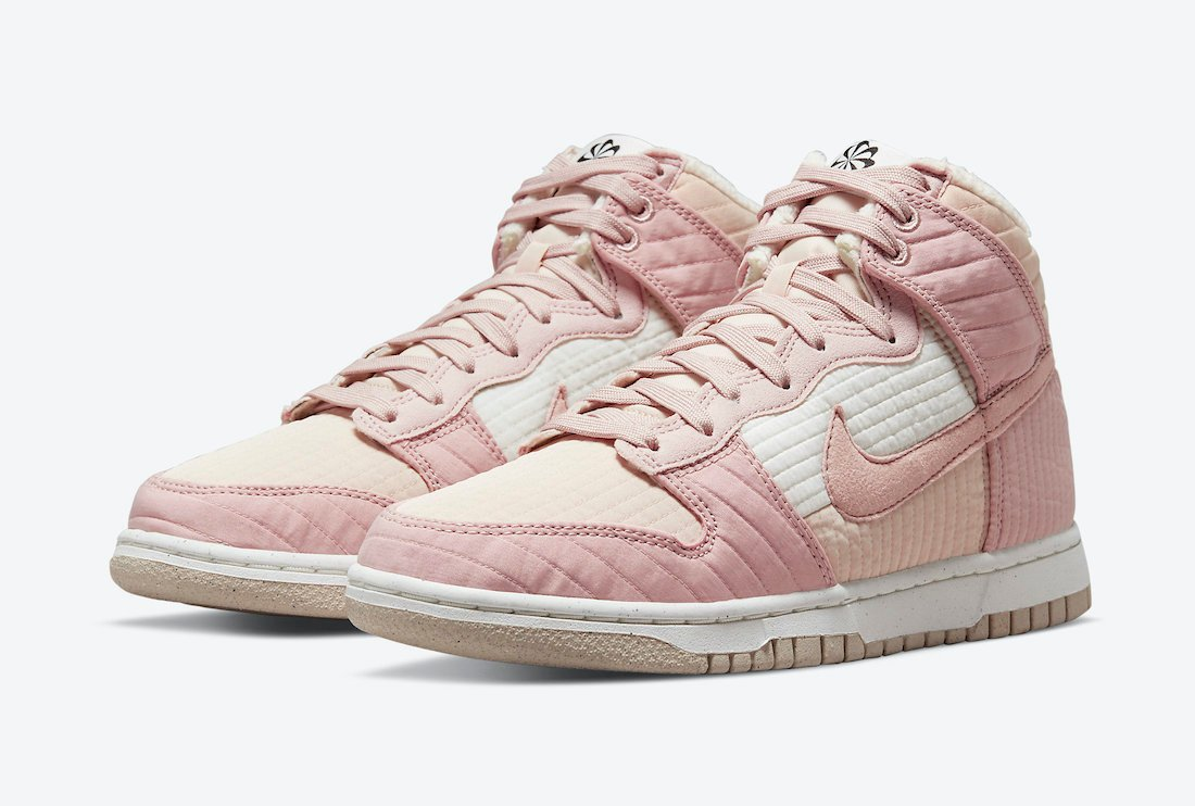 Nike Dunk High Toasty Pink DN9909-200 Release Date Info