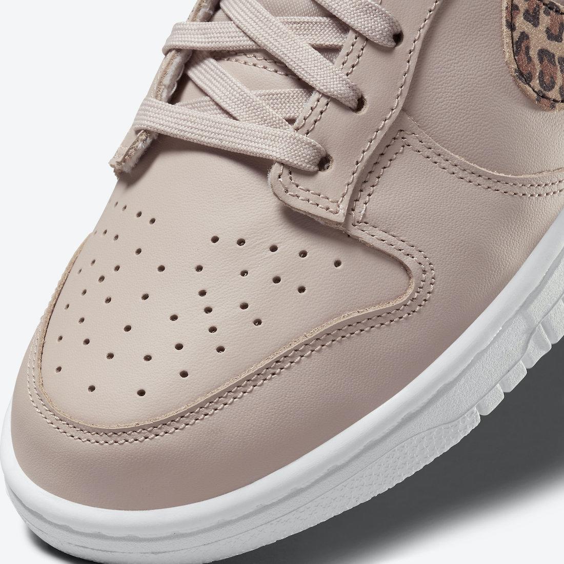 Nike Dunk Low Pink Leopard WMNS DD7099-200 Release Date Info