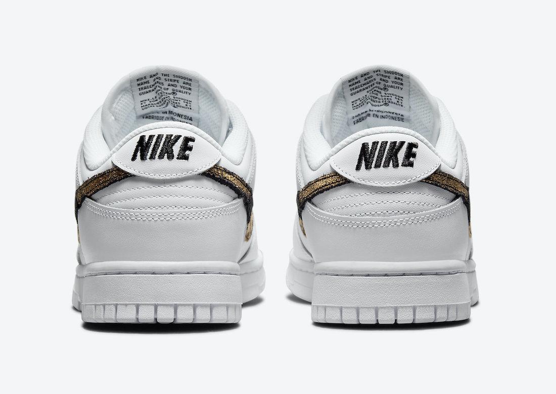 Nike Dunk Low White Leopard WMNS DD7099-100 Release Date