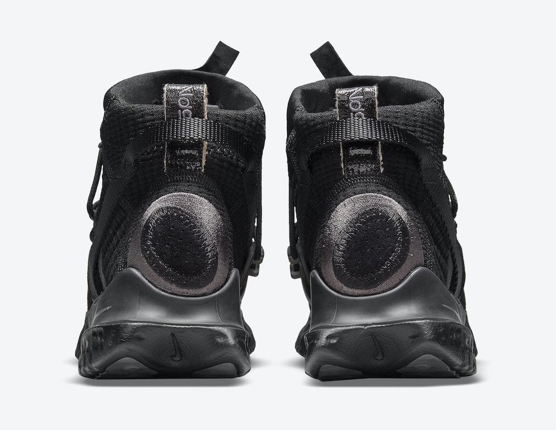 Nike ISPA Flow 2020 SE Black CW3045-002 Release Date Info
