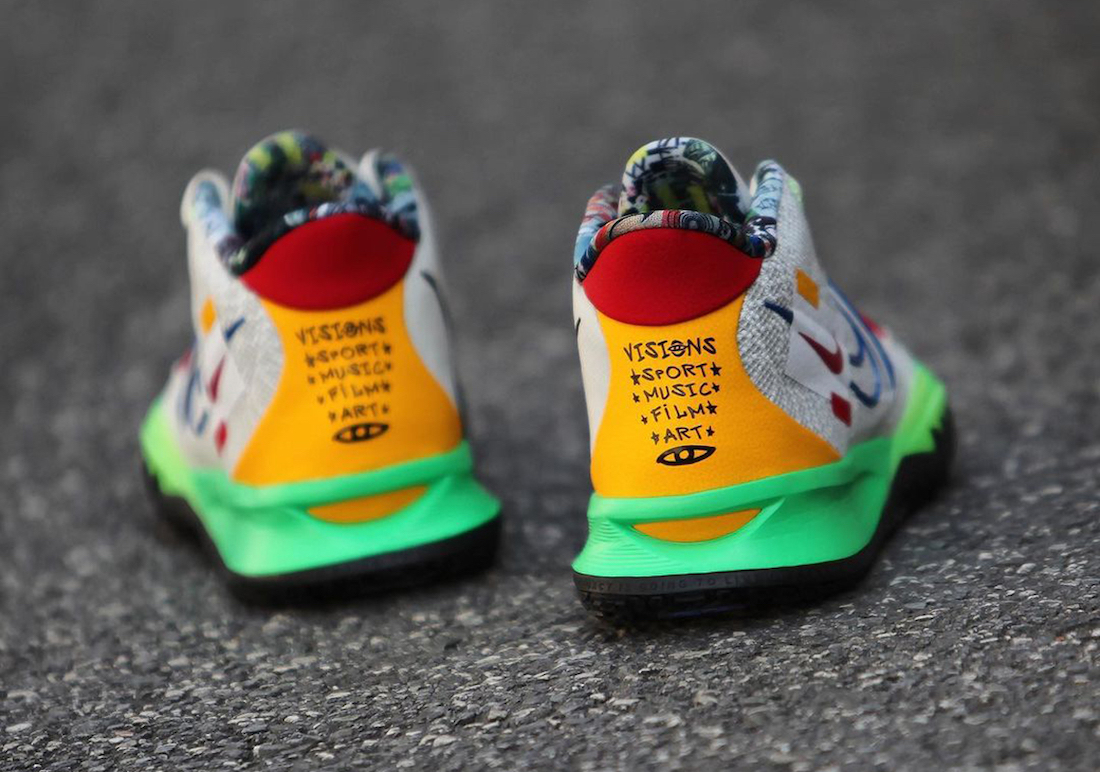 Nike Kyrie 7 Visions Release Date Info
