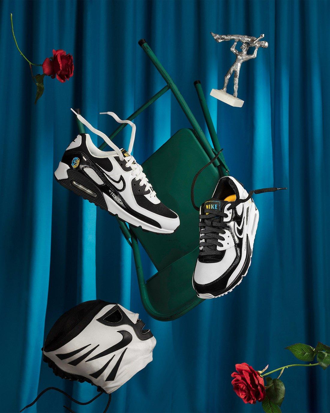 Nike Lucha Libre Air Max 90 Release Date Info