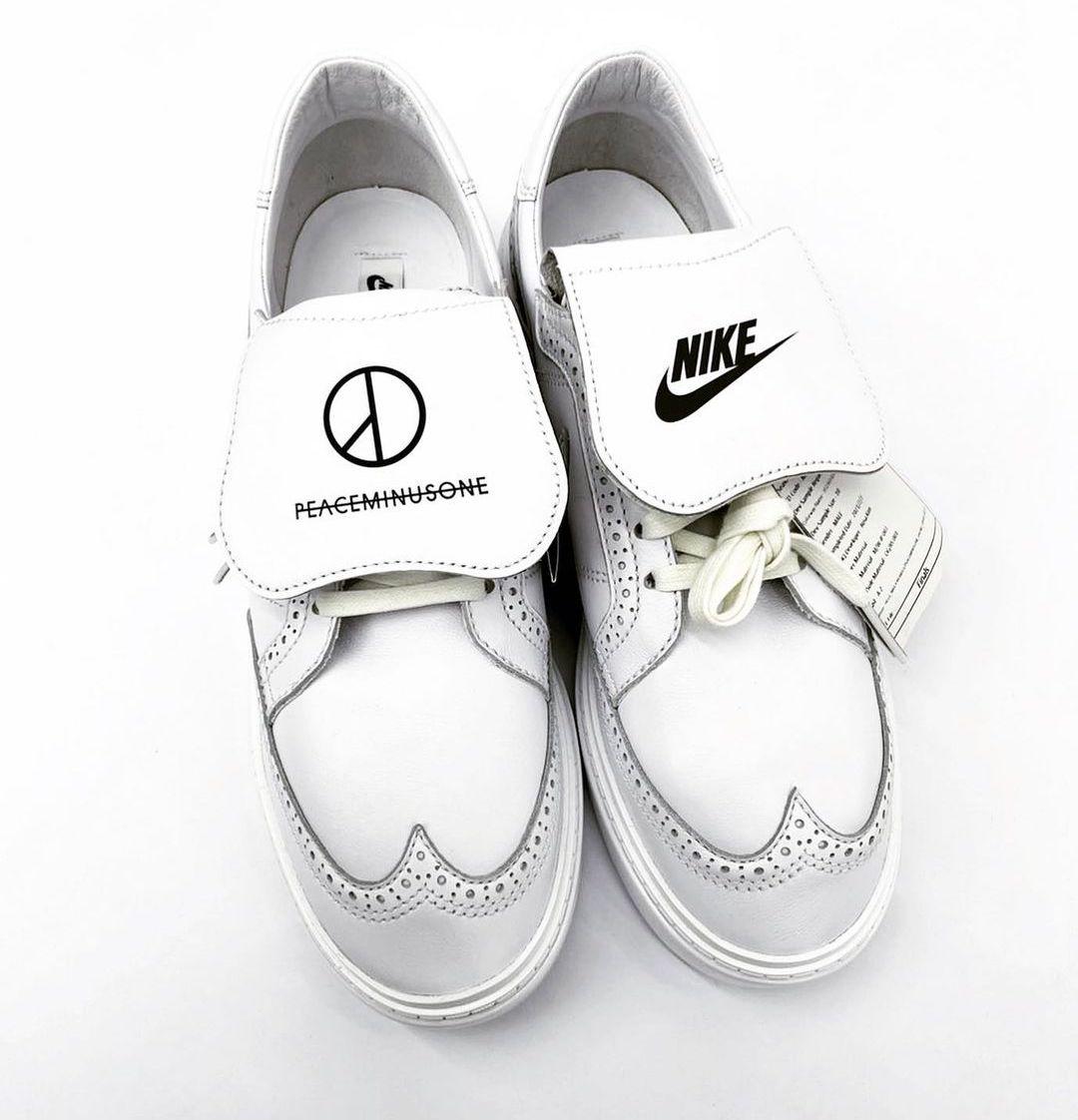 Peaceminusone Nike Kwondo 1 White Release Info