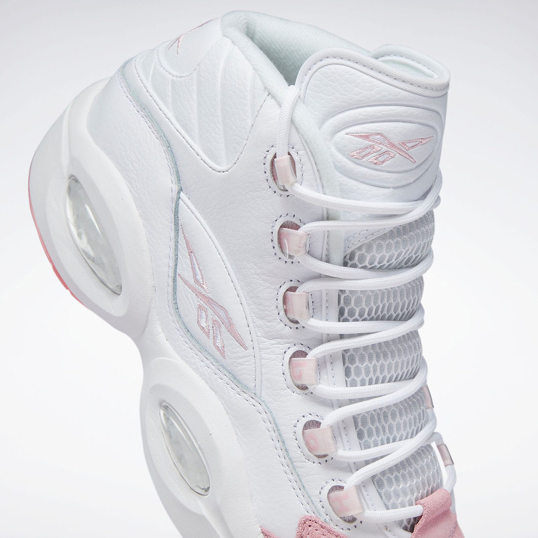 Reebok Question Mid Pink Toe G55120 Release Date Info